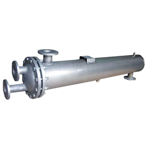 échangeur tubulaire 150 kw