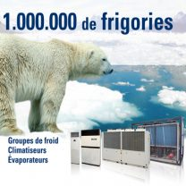 1 million de frigories de plus chez TST