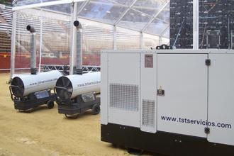 Générateurs d' air chaud