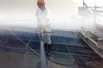 Hydro nettoyeur à eau haute pression