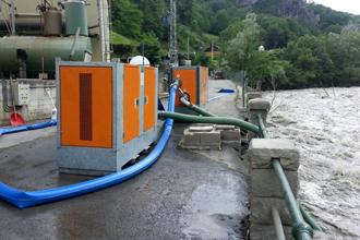 Pompes à eau