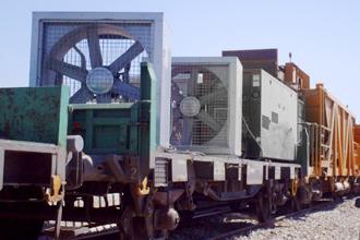 Caisses de ventilation