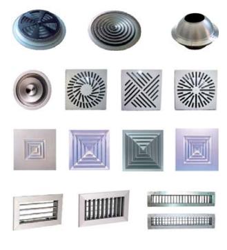 Accessoires de climatisation