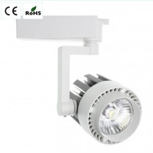 Projecteur LED 30 W 2.400 Lm pour rail monophasé