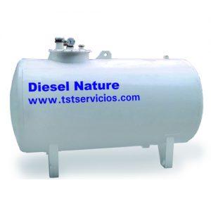 Réservoirs combustible 2.000 L