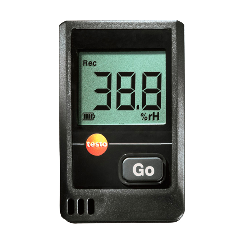 Enregistreur de température et d'humidité